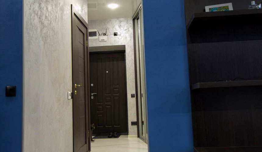 Ремонт однокомнатной квартиры по ул. Комсомольская 45 20