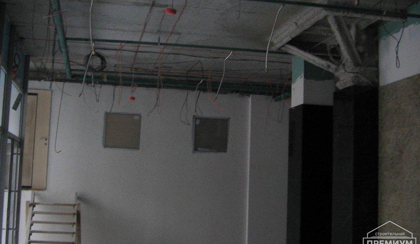 Ремонт бизнес-центра ГринПарк 29