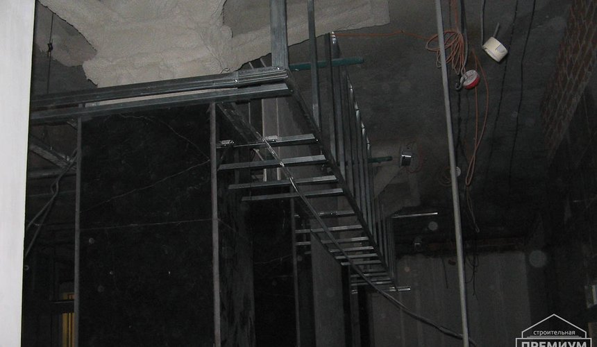 Ремонт бизнес-центра ГринПарк 33