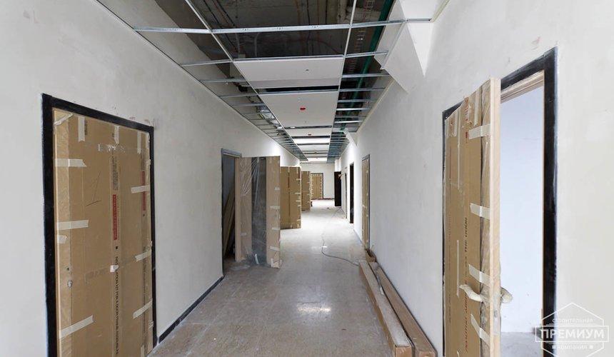 Ремонт бизнес-центра ГринПарк 36