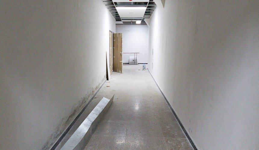 Ремонт бизнес-центра ГринПарк 4