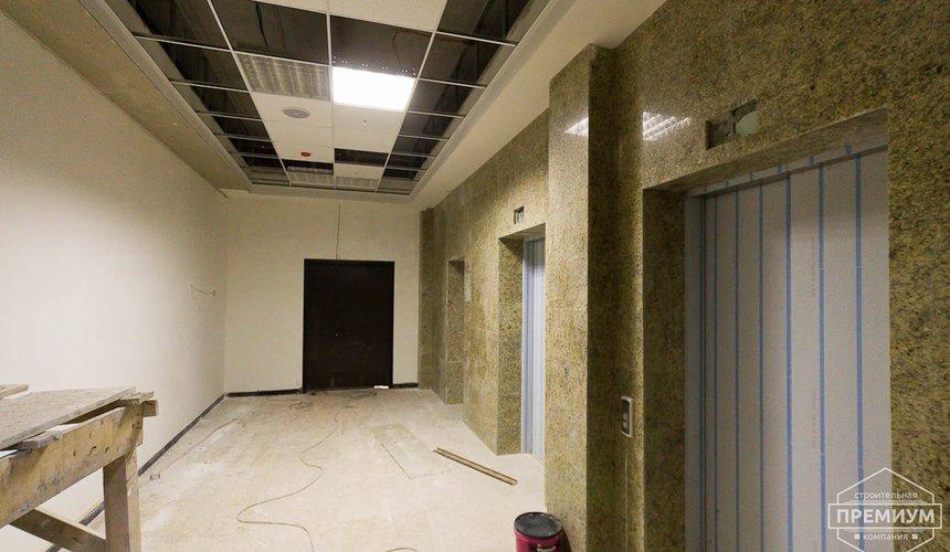 Ремонт бизнес-центра ГринПарк 8