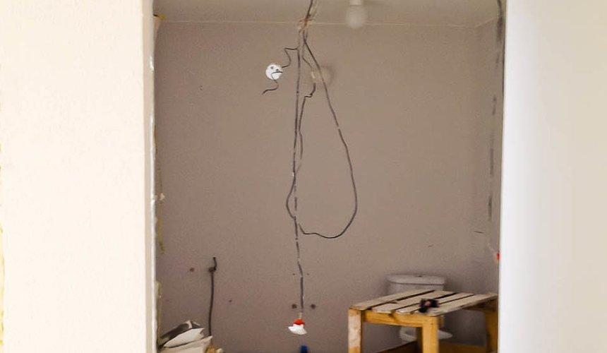 Ремонт трехкомнатной квартиры по ул. Бакинских Комиссаров 101 53