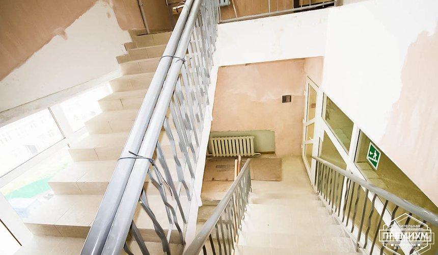 Ремонт лестничной клетки в офисном здании по ул. Шаумяна 17