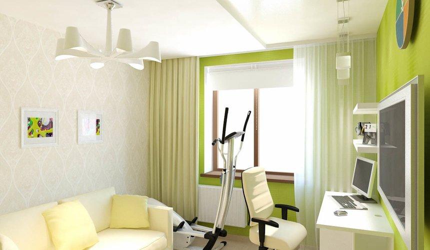 Ремонт трехкомнатной квартиры по ул. Бебеля 156 30
