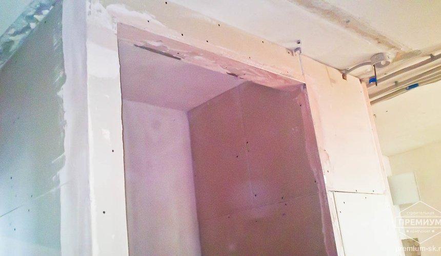 Ремонт трехкомнатной квартиры по ул. Фурманова 125 43