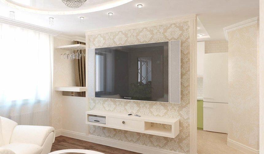 Ремонт трехкомнатной квартиры по ул. Бебеля 156 18