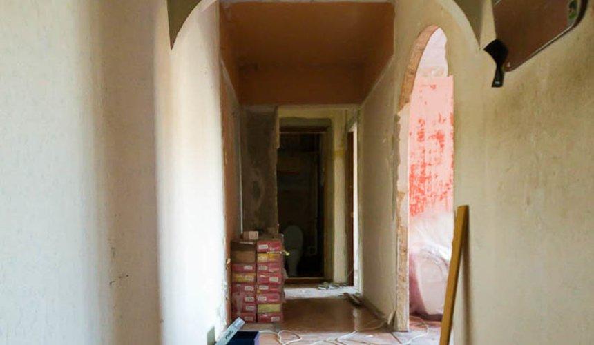 Ремонт трехкомнатной квартиры по ул. Бебеля 156 4
