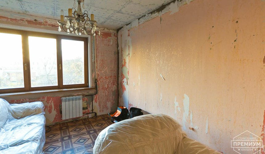 Ремонт трехкомнатной квартиры по ул. Бебеля 156 6