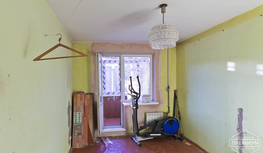 Ремонт трехкомнатной квартиры по ул. Бебеля 156 10