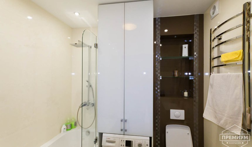 Ремонт трехкомнатной квартиры по ул. Бакинских Комиссаров 101 23