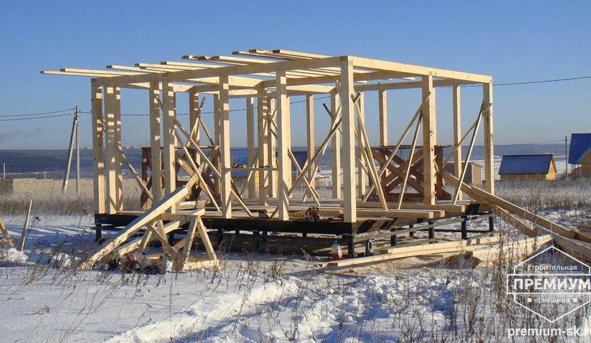 Строительство коттеджа в г. Полевской 2