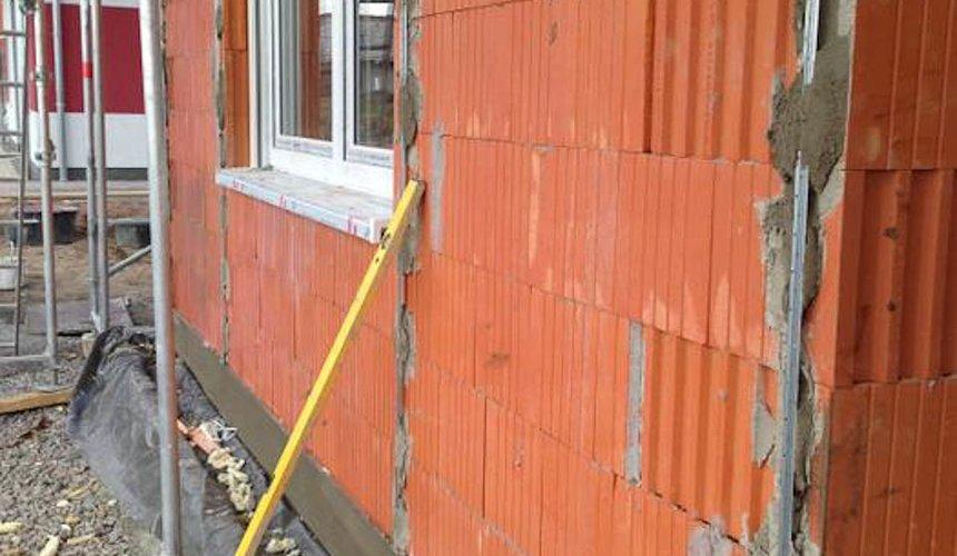 Строительство коттеджа из кирпича в п. Ключи 12