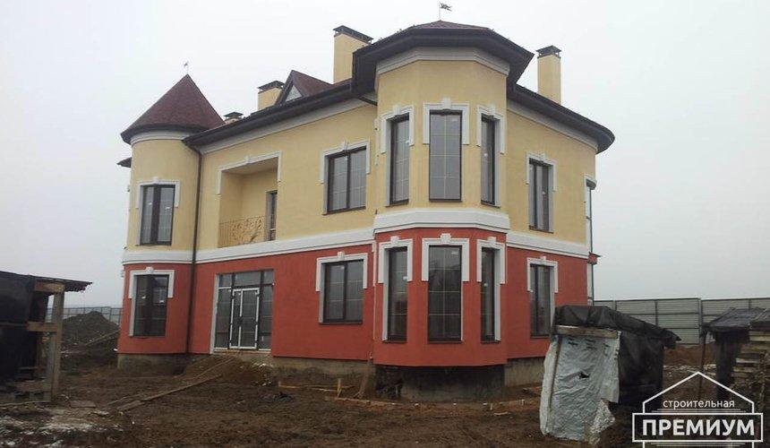 Проектирование и строительство коттеджа из кирпича в с. Косулино 13