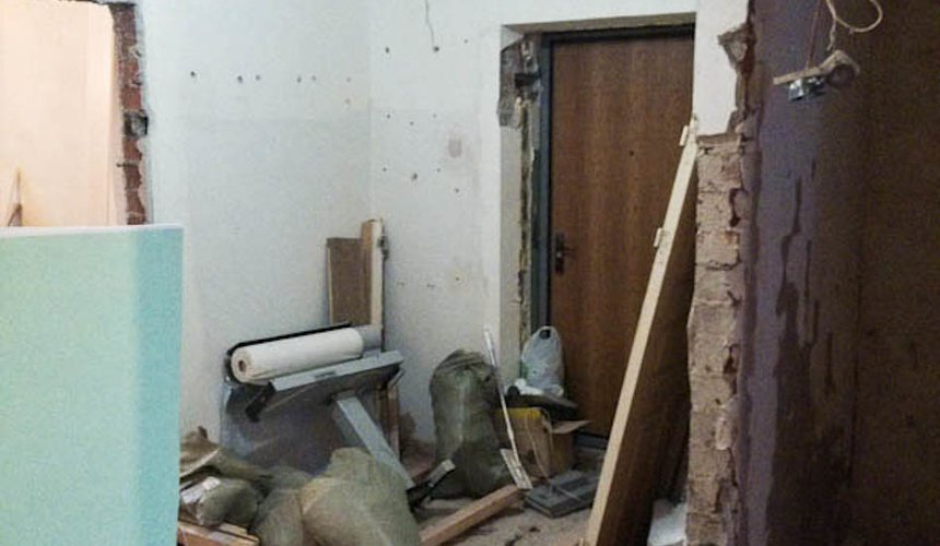 Ремонт двухкомнатной квартиры по ул. Фурманова 127 25