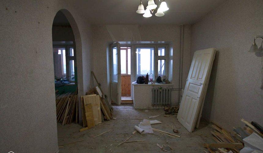 Ремонт двухкомнатной квартиры по ул. Фурманова 127 18