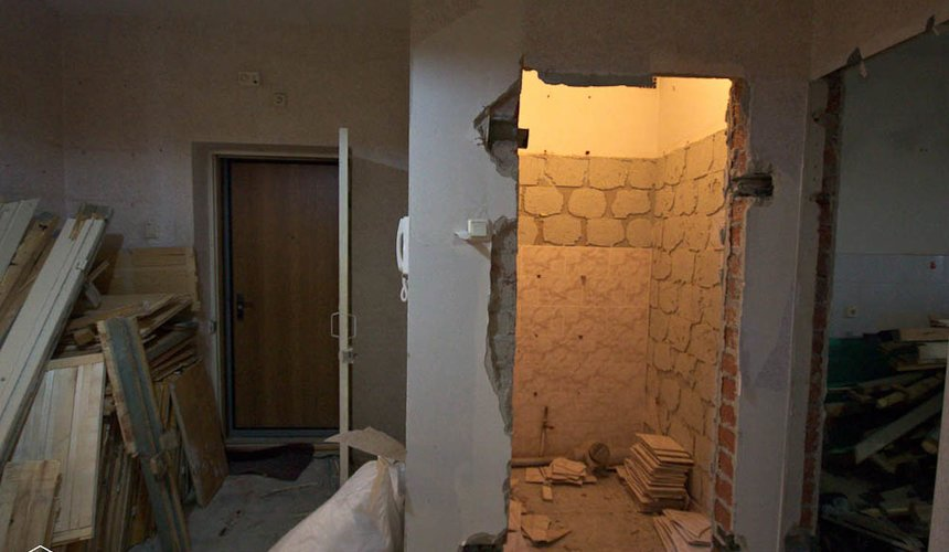 Ремонт двухкомнатной квартиры по ул. Фурманова 127 19