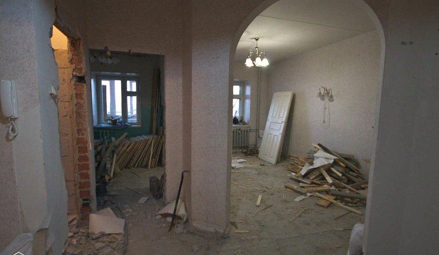 Ремонт двухкомнатной квартиры по ул. Фурманова 127 20
