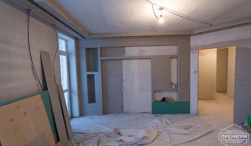 Ремонт трехкомнатной квартиры по ул. Фурманова 125 60