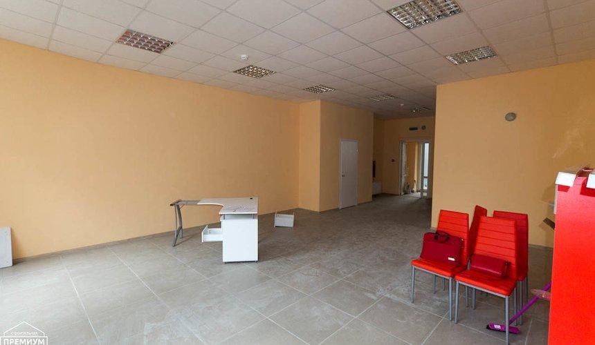 Ремонт офисного помещения 75 кв.м, ул. Мехренцева 3