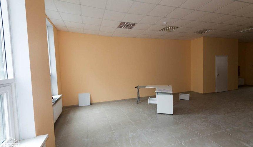 Ремонт офисного помещения 75 кв.м, ул. Мехренцева 7
