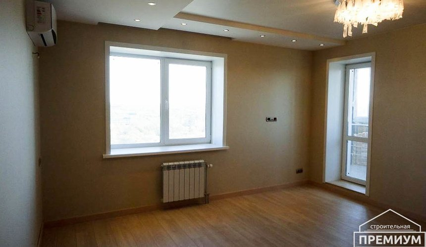 Ремонт двухкомнатной квартиры по ул. Шейнкмана 111 1