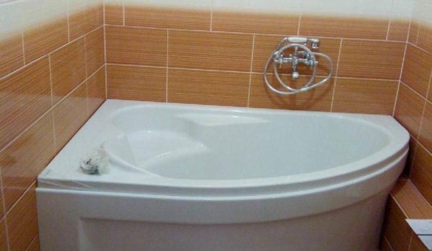 Ремонт ванной по ул. Луначарского 20 5