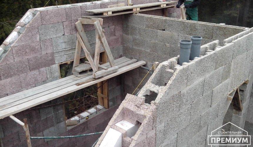 Проектирование и строительство коттеджа из дюрисола в Экодолье 22