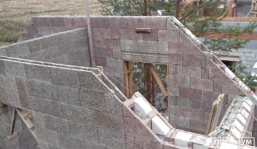 Проектирование и строительство коттеджа из дюрисола в Экодолье 23