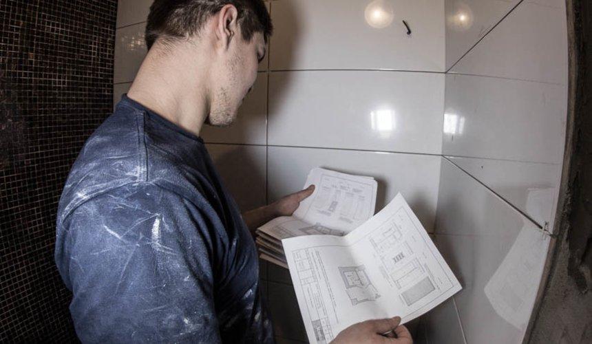 Ремонт и дизайн интерьера ванной по ул. Крауля 68 6