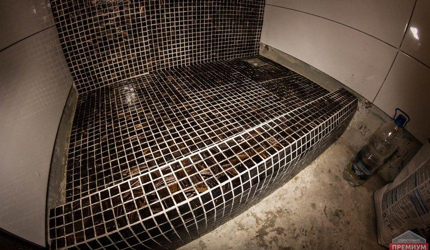 Ремонт и дизайн интерьера ванной по ул. Крауля 68 3