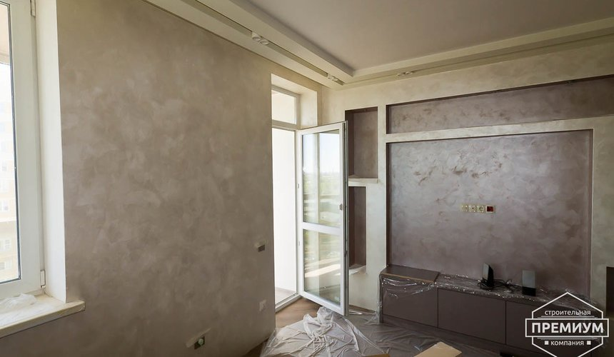 Ремонт трехкомнатной квартиры по ул. Фурманова 125 32