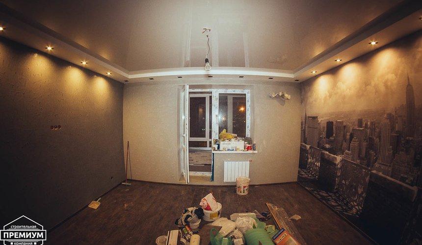 Ремонт двухкомнатной квартиры по ул. Волгоградская 68 2