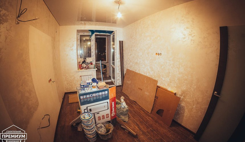 Ремонт двухкомнатной квартиры по ул. Волгоградская 68 9