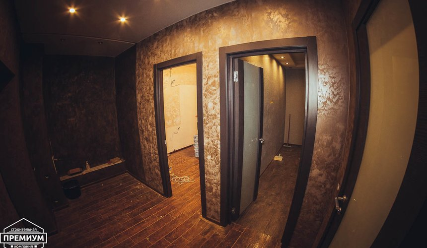 Ремонт двухкомнатной квартиры по ул. Волгоградская 68 12