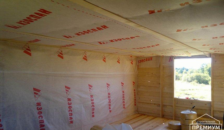 Строительство дома из бруса в Горном щите 11