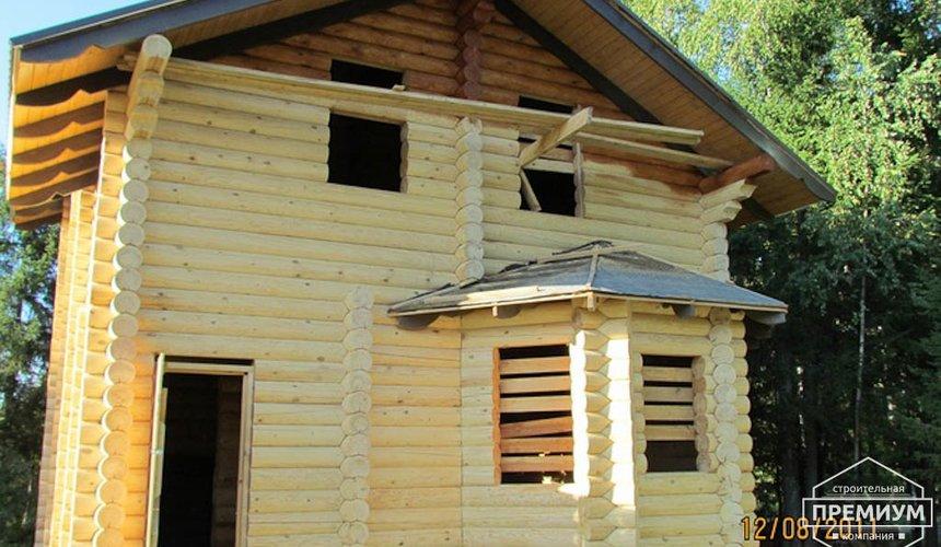 Проектирование и строительство дома из бревна в Березовском 1