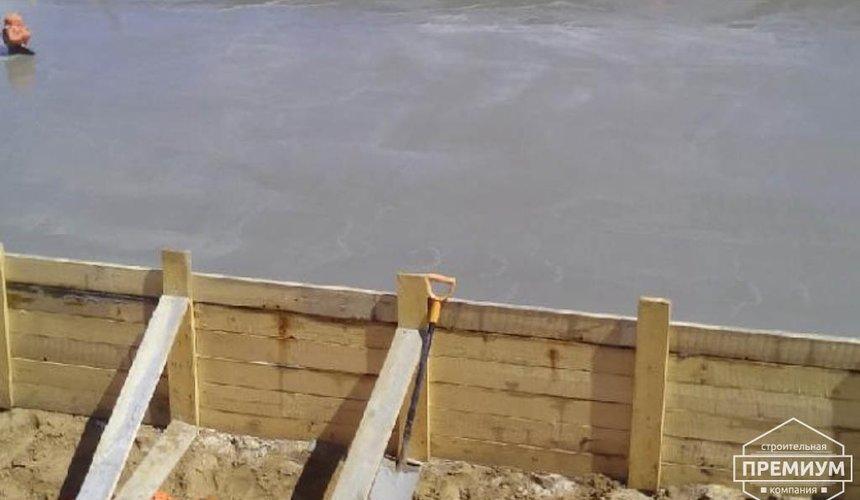 Строительство коттеджа из бризолита в Горном щите 4