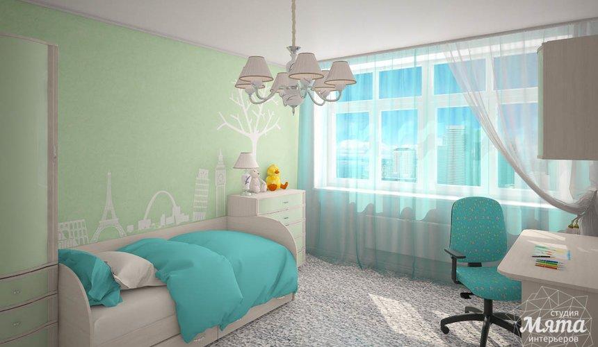 Ремонт трехкомнатной квартиры по ул. Машинная 44 49
