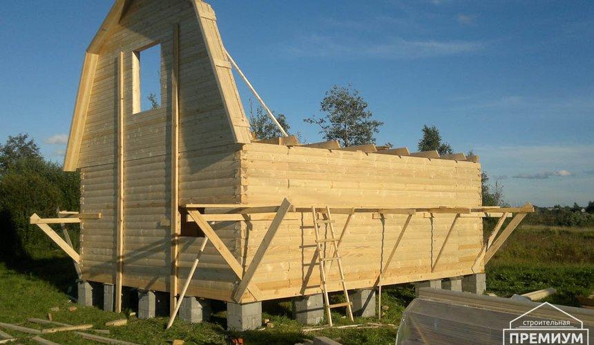Строительство дома из бруса в Горном щите 6