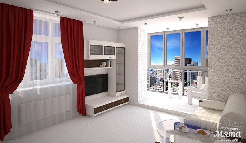 Ремонт трехкомнатной квартиры по ул. Машинная 44 39