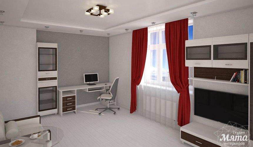 Ремонт трехкомнатной квартиры по ул. Машинная 44 45