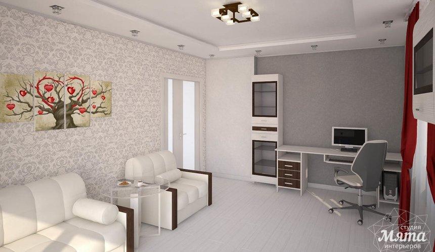 Ремонт трехкомнатной квартиры по ул. Машинная 44 46