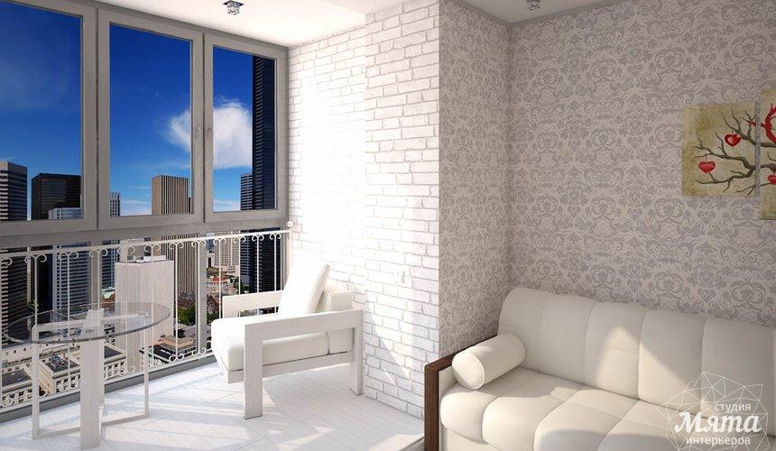 Ремонт трехкомнатной квартиры по ул. Машинная 44 47