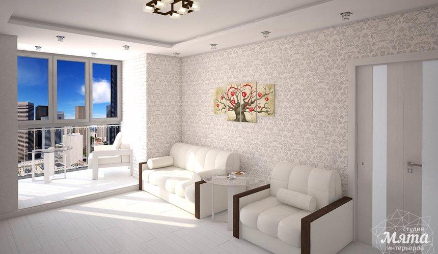 Ремонт трехкомнатной квартиры по ул. Машинная 44 48