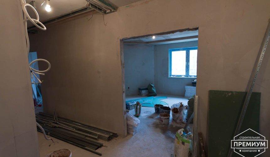 Ремонт и дизайн интерьера трехкомнатной квартиры по ул. Авиационная 16 29