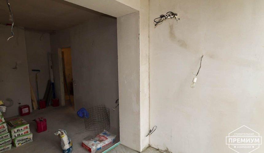 Ремонт и дизайн интерьера трехкомнатной квартиры по ул. Авиационная 16 33