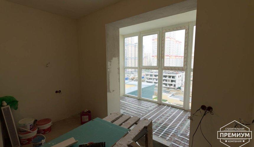 Ремонт и дизайн интерьера трехкомнатной квартиры по ул. Авиационная 16 34
