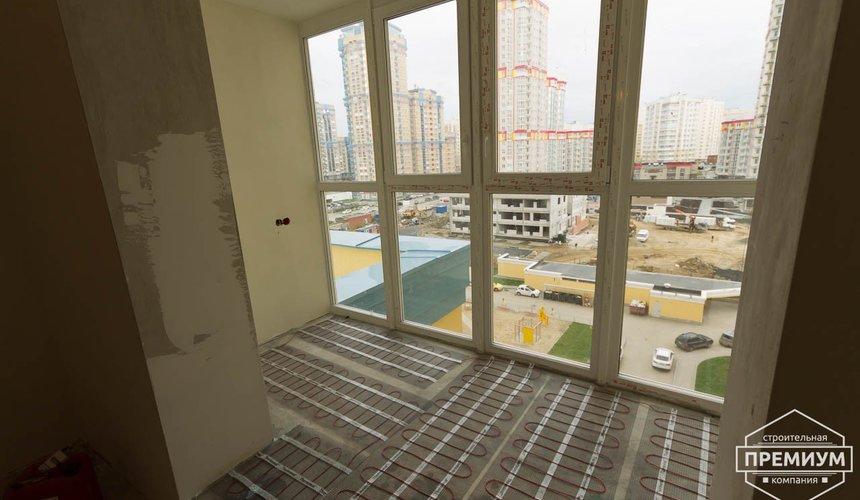 Ремонт и дизайн интерьера трехкомнатной квартиры по ул. Авиационная 16 35