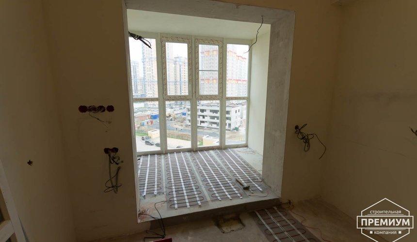 Ремонт и дизайн интерьера трехкомнатной квартиры по ул. Авиационная 16 38